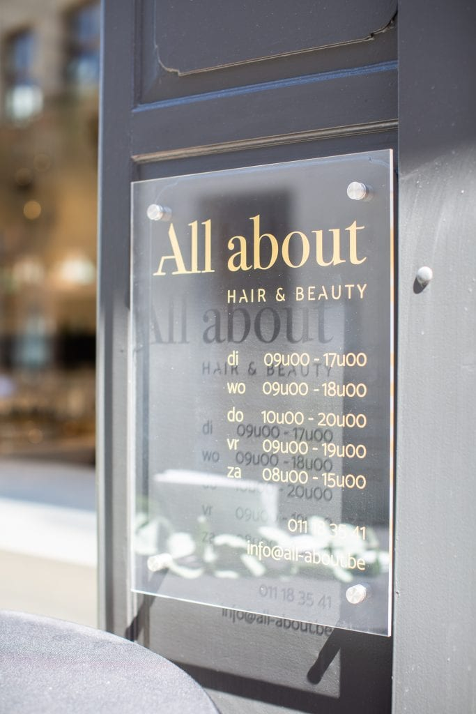 all about hair & Beauty HD-23